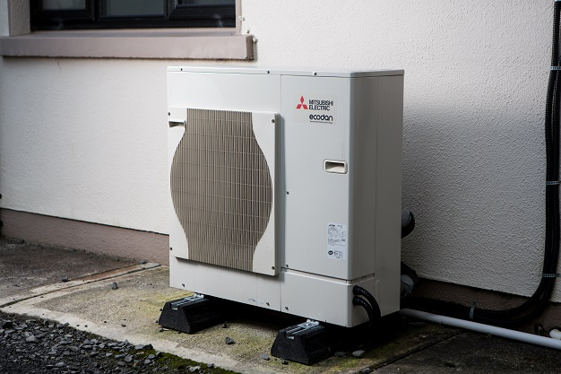 Specification & Design of Heating Systems with Heat Pumps