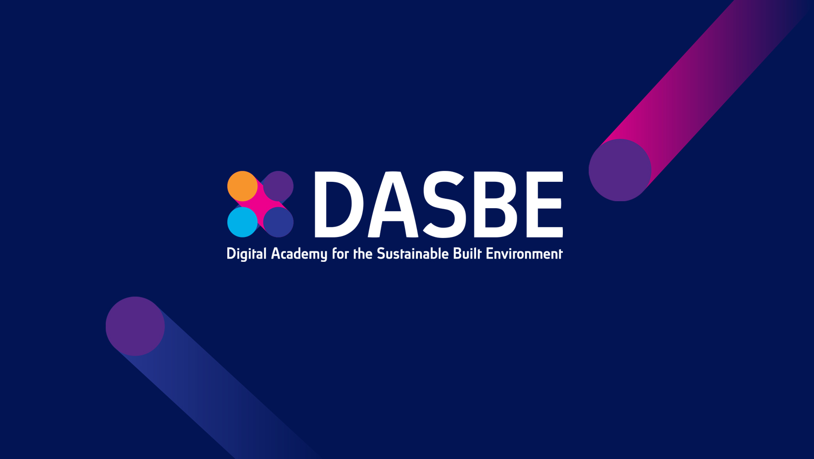 DASBE – Digital Academy for Sustainable Built Environment