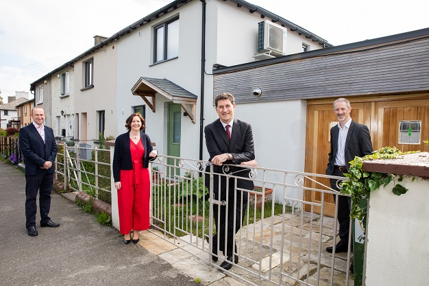 Electric Ireland and Tipperary Energy Agency announce landmark home retrofit joint venture